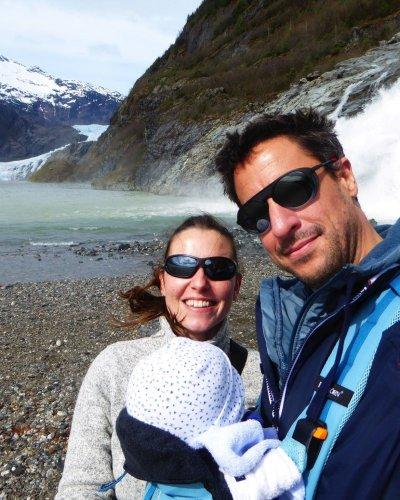 Les fondateurs de notre agence en Alaska